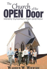 The Church of the Open Door: Ministry Dynamics Then and Now - eBook