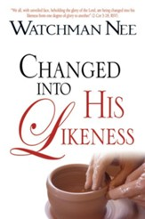 Changed Into His Likeness - eBook