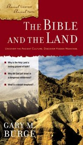 The Bible and the Land - eBook