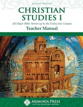 Christian Studies Book 1, Grade 3,  Teacher Manual, 2nd  Edition