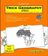 Trick Geography: Africa Teacher  Guide