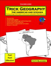 Trick Geography: Americas and Oceania Teacher Guide