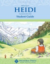 Heidi Literature Guide 5th Grade, Student Edition (2nd  Edition)