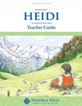 Heidi Literature Guide Teacher's Edition (2nd Edition)