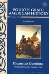 Fourth Grade American History: Discussion Questions for Supplemental Reading Set