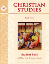 Christian Studies Book 3, Student Book, Second Edition