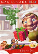 Punchinello and the Most Marvelous Gift DVD