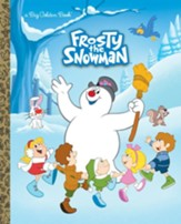 Frosty the Snowman Big Golden Book (Frosty the Snowman)