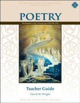 Poetry Book 3: The Romantic to the Victorian Age  Teacher Guide (2nd Edition)