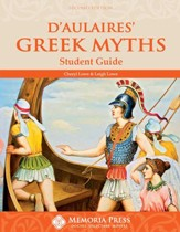 D'Aulaires' Greek Myths, Student Guide, Second Edition