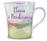 Lluvia de bendiciones, Taza (Showers of Blessings Mug)