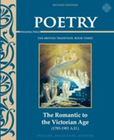 Poetry Book 3: The Romantic to the Victorian Age (2nd Edition)