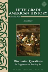 Fifth Grade American History: Discussion Questions for Supplemental Reading
