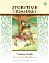 StoryTime Treasures Teacher Guide,  2nd Ed. Grade 1 & Up