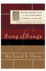 Song of Songs (Baker Commentary on the Old Testament Wisdom and Psalms) - eBook