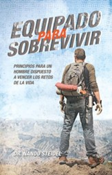 Equipado para Sobrevivir, eLibro  (Equipped for Survival, eBook)