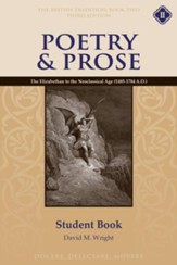 Poetry & Prose Book 2: The Elizabethan to the Neoclassical Age Student Book (3rd Edition)