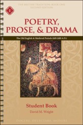 Poetry, Prose, & Drama Book 1 Student Book (2nd  Edition)