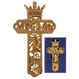 King of Kings, Crown, Wall Cross