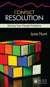 Conflict Resolution: Solving Your People Problems - eBook
