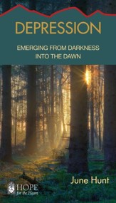 Depression: Walking from Darkness into the Dawn - eBook