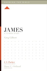 James: A 12-Week Study - eBook
