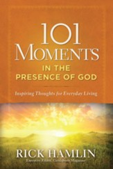 101 Moments in the Presence of God / Digital original - eBook