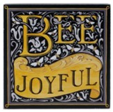 Bee Joyful Box Sign