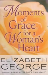 Moments of Grace for a Woman's Heart - eBook