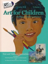 ARTistic Pursuits Volume 1: Art for  Children, Building a  Visual Vocabulary (Grades K-3)