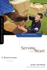 2 Corinthians: Serving from the Heart - eBook