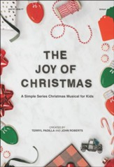 The Joy of Christmas, Choral Book
