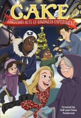 CAKE: Christmas Acts of Kindness Experiment, Choral Book
