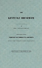 The Kentucky Housewife