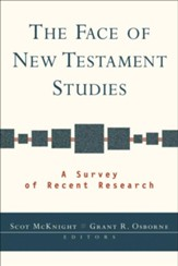Face of New Testament Studies, The: A Survey of Recent Research - eBook