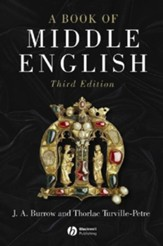 A Book of Middle English - eBook