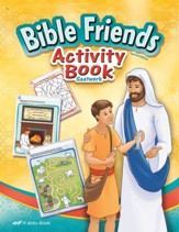 Bible Friends Activity Book (Unbound Edition)
