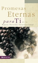 Promesas eternas para ti: de la Nueva Version Internacional - eBook
