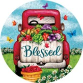 Blessed, Truck, Magnet