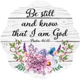 Be Still and Know That I Am God Stepping Stone