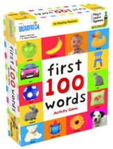First 100 Words Game