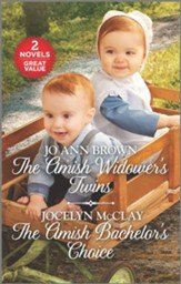 The Amish Widower's Twins and The Amish Bachelor's Choice