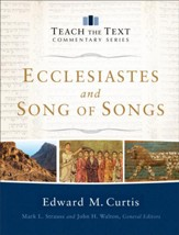 Ecclesiastes and Song of Songs () - eBook