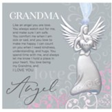 Grandma, Angel with Sentiment and Box