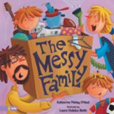 The Messy Family - eBook