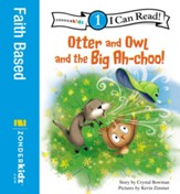 Otter and Owl and the Big Ah-choo! - eBook