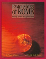 Greenleaf Guide to Famous Men of Rome, Student's Book