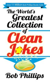 World's Greatest Collection of Clean Jokes, The - eBook