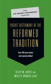 Pocket Dictionary of the Reformed Tradition - eBook