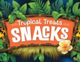 Mystery Island: Tropical Treats Snacks Rotation Sign